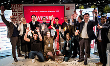 ConTech Competition Award 2020 goes to Voliro