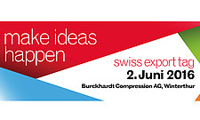 Roland Siegwart presented at the Swiss Export Tag