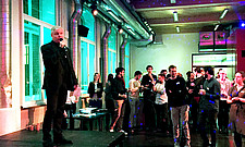 """TIME FOR """"WINTER DRINKS"""" AND GREAT NETWORKING AMONG THE ENTREPRENEURIAL COMMUNITY!"""