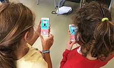 160 children tested the latest Rosie prototype at Scientifica