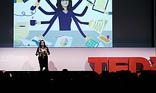 TEDxZurichWomen - Mothers and managers have much in common - Daniela Marino