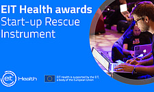 hemotune among the 11 start-ups supported by the EIT Health Start-Up Rescue Instrument