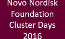 CLUSTER DAY 2016